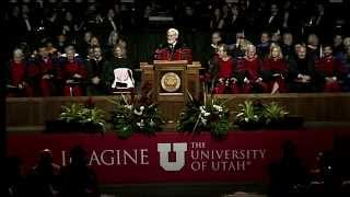University of Utah 2014 Commencement Ceremony Thumbnail