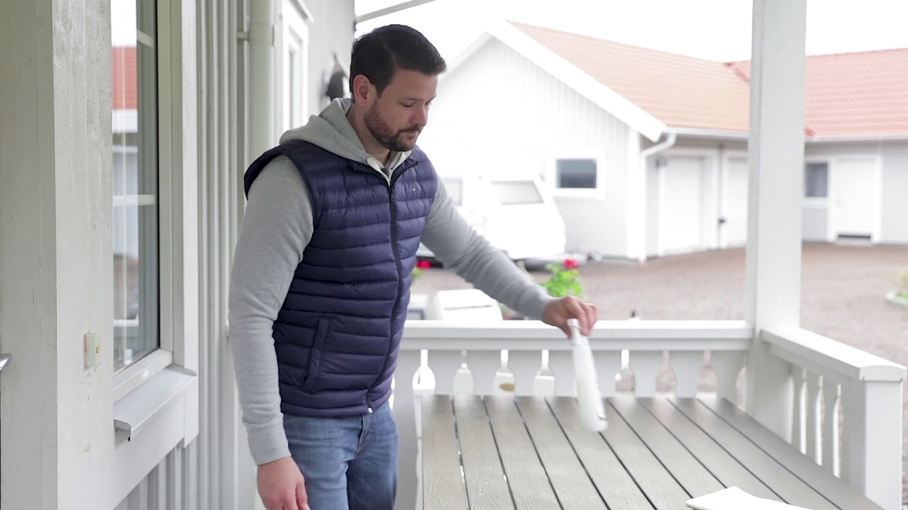 Mio Mobelvard Protect Plastic Wood Sealer Skydda Utemobler I