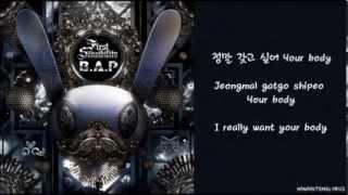 Repeat youtube video [B.A.P] Body & Soul (Hangul/Romanized/English Sub) Lyrics