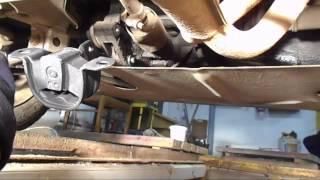 видео подушки двигателя ваз 2114