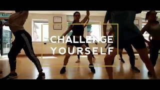 HHD CHALLENGE YOURSELF@ HOT HOUSE DANCE