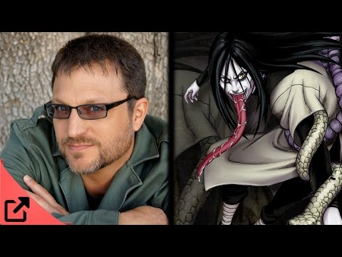 Top 10 Steven Blum Voice Acting Roles