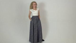 Почему женщинам полезно носить юбку. Школа Афродиты Елены Анищенко