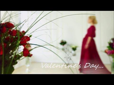 День Влюбленных красивое видео