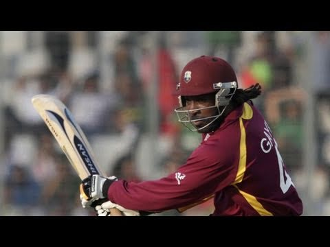 Cricket World TV  IPL Update 2011  Gayle The Star This Weekend