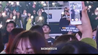 191229 Exo EXplOration dot in Seoul Day 1 Exo on the snow + KyungSoo 경수 reaction