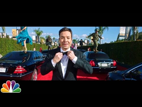 Jimmy Fallon's Golden Globe Cold Open Tease