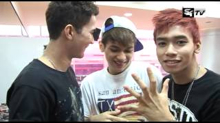S4 TV Episode 04 (21.09.2013)   Best Boy Band Super Junior Wanna be