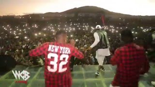 Diamond Platnumz  & Mafikizolo Live Perfomance At UDOM [DODOMA] Part  4