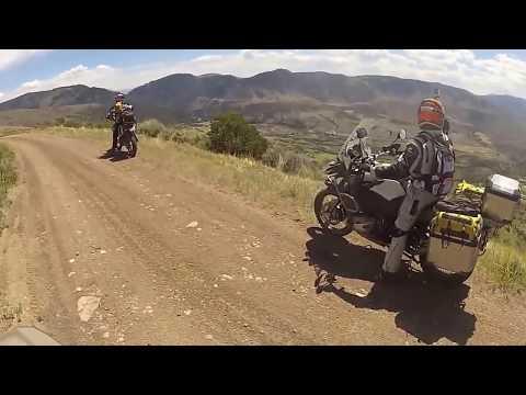 Continental Divide Big Bike Adventure 2012