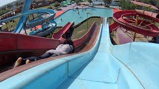 Racer Slide at Splash The Sun City