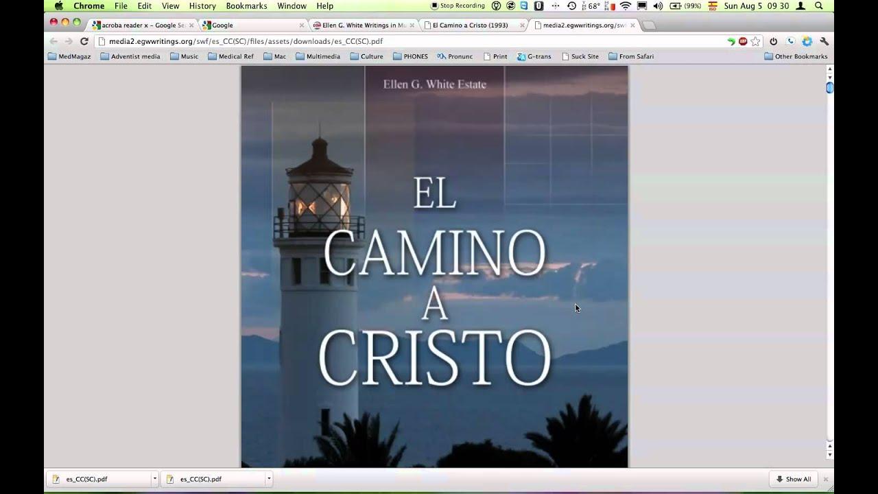 Bajar Libros EGW En PDF Y Cómo Leerlos En Windows O Mac
