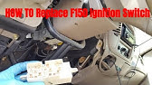 Ignition Lock Cylinder Replacement (Ford trucks with Passive Anti