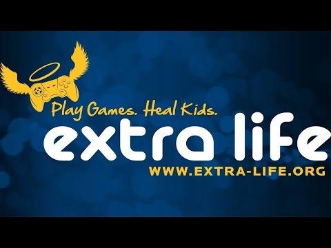 Extra Life Charity Stream 2016 Part 1