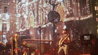 Christmas Lights Coldplay Sydney 2016