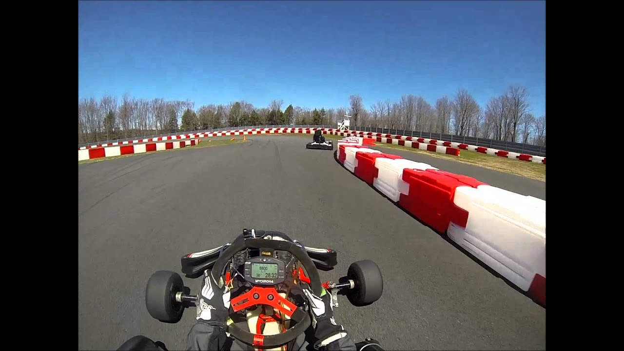 Monticello Motor Club Kart Track Practice 4 25 2015 Youtube