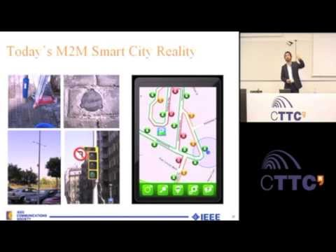M2M in Smart Grids & Smart Cities: Technologies, Standards &