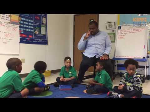 Ahmad Smith - Teacher Spotlight - KIPP East Community Primary