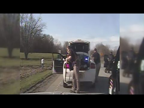 Dash-cam Video Of Fatal Police Pursuit Released