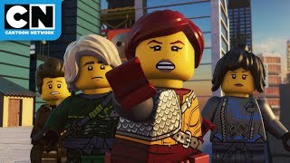 NinjaGo: Masters of Spinjitzu  | Skylor's Power | Cartoon Network
