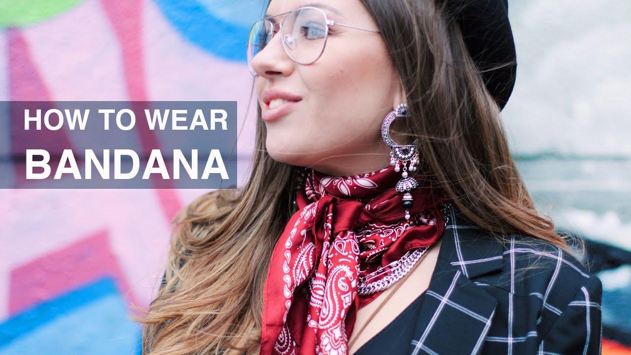 How to wear bandana on neck bandana outfit idea 2017 spring how to wear bandana on neck bandana outfit idea 2017 spring outfits camden town london urmus Choice Image