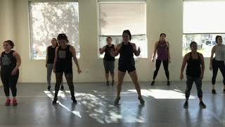 Machine by Imagine Dragons|| Cardio Dance Party with Berns Video
