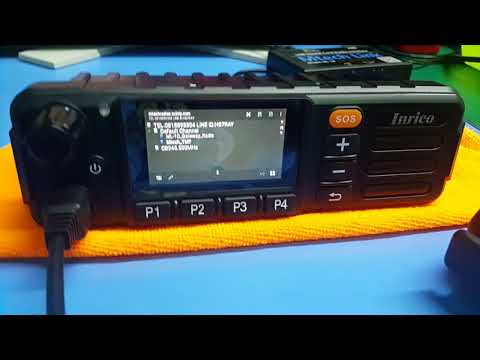 Test  TM7 + ML-1C TS3 Gateway Radio CB245MHz in Thailand only