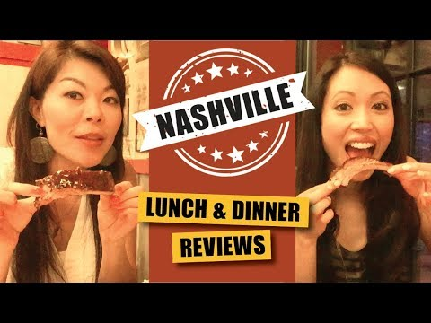 Places To Eat In Nashville Tennessee - Food Review