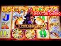 💰HANDPAY JACKPOT ON BUFFALO GOLD MAX BET @ Graton Casino | NorCal Slot Guy