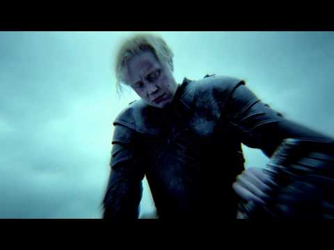 Game of Thrones Season 5: The Sight: Brienne and Podrick (HBO) video