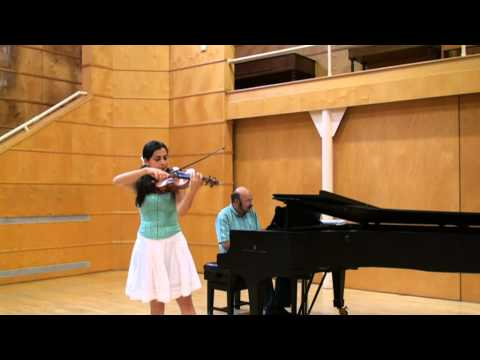 Mozart- Concerto in G-major By Ani Batikian