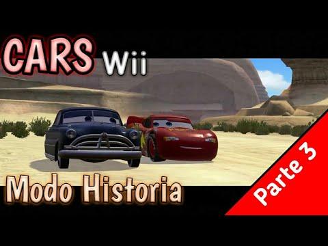 Cars Wii [Modo Historia] gameplay Parte 3