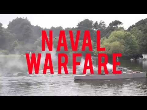 Peasholm Park Naval Battle