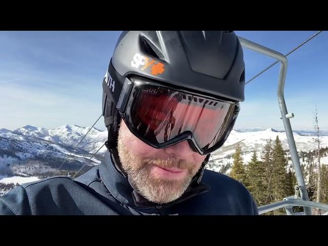 This Makes Me Happy - Western Trail View with Jason Hewlett at Brighton Ski Resort in Utah