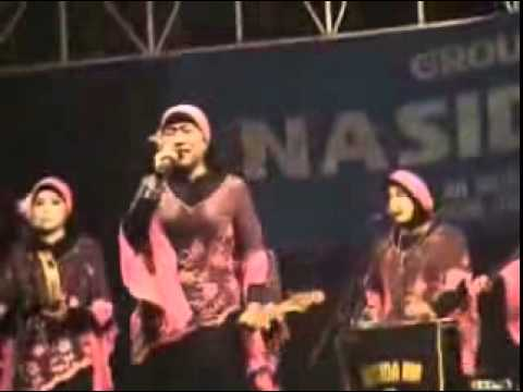 Qasidah Modern NASIDA RIA 'Magadir'      Lagu Nasyid Group Semarang