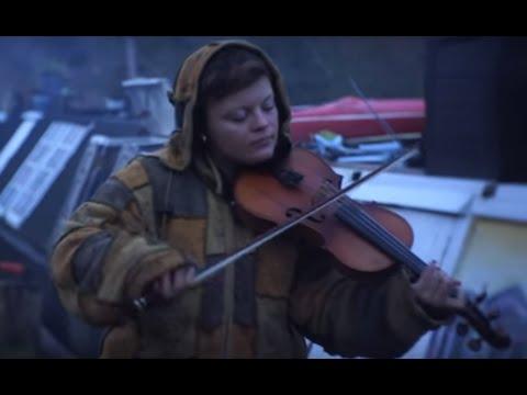Beautiful Gypsy Violin