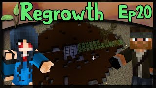 Tree Farming & More Mana | FTB Regrowth | Ep.20