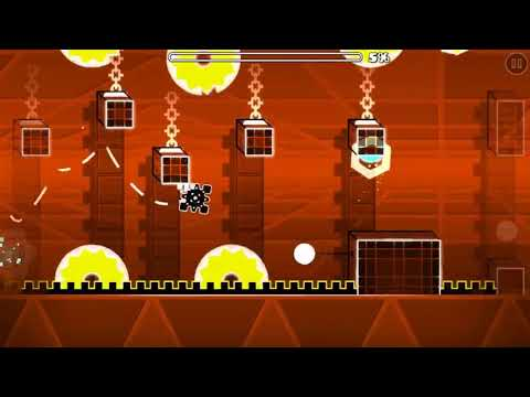 (Secret way - Harder) Blue skies Red shoes by Colombia Dash - Geometry Dash