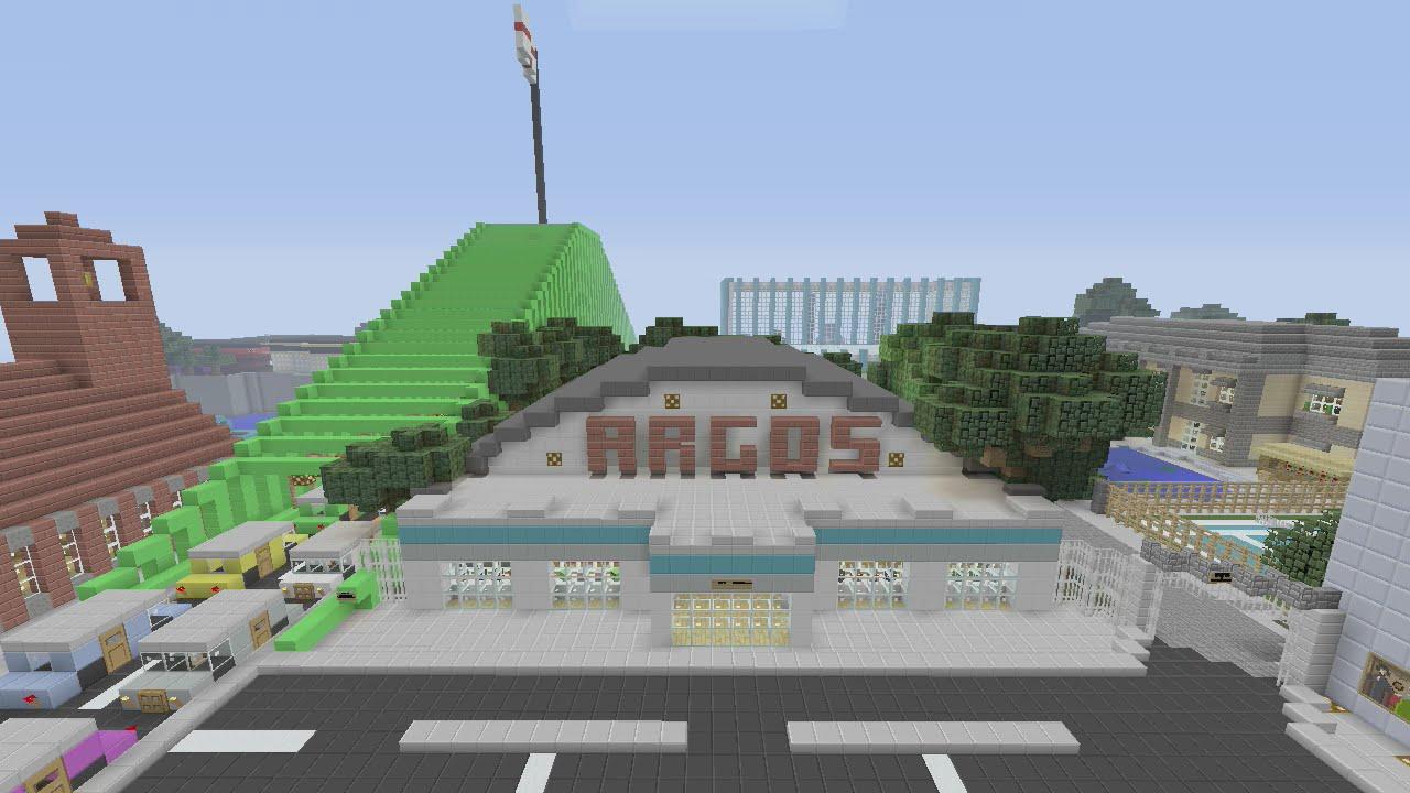 Minecraft Xbox - Argos