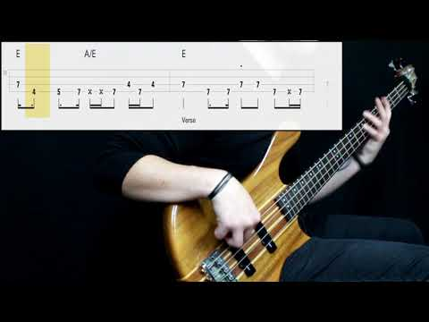 The Doobie Brothers - Listen To The Music (Bass Only) (Play Along Tabs In Video)