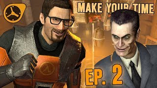 [SFM] Make Your Time - Episode 2: Anomalous Job (Half-Life/Black Mesa Machinima Series)