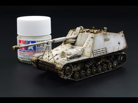 Panzerjäger SdKfz 164 Nashorn 1/72 Revell - Tank Model