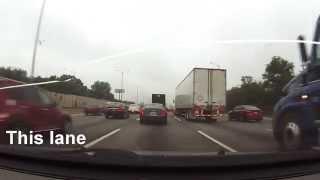 Wie erstellen Sie stop-n-go-Verkehr
