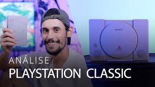 PlayStation Classic: nostalgia que aquece o coração gamer [Análise / Review]