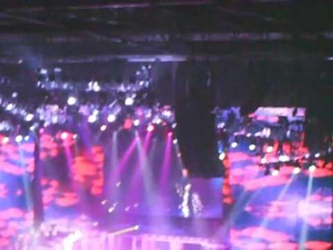 Justin Bieber koncert Herning 1 april 2011