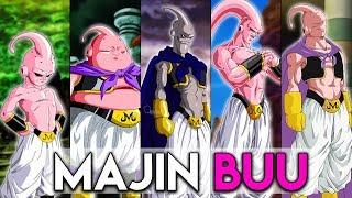 Alle Formen & die Stärkste Majin Buu Version Erklärt! (Dragon Ball)