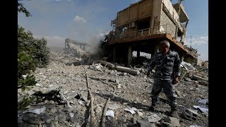 U.S., Russia keep from escalating conflict after Syrian strike