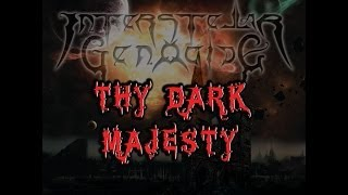 Thy Dark Majesty (Prologue Part 1) - Interstellar Genocide (Music Video) Lyrics (Infinite Mythology)