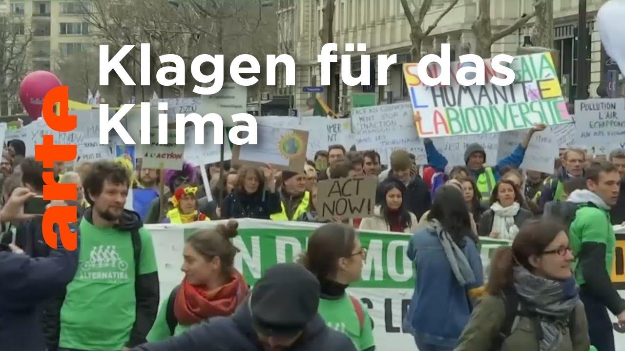 Können Klimaklagen die Welt retten? | Doku | ARTE