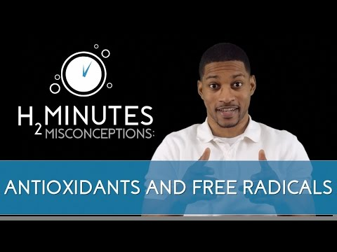 Antioxidants and Free Radicals - Misconceptions